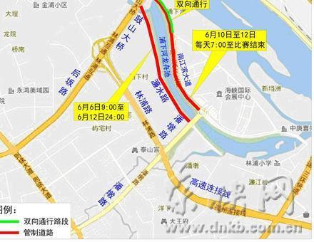 广东省佛山市龙舟路口地图