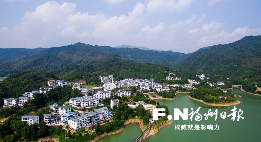 连江利洋村打造畲乡幸福家园