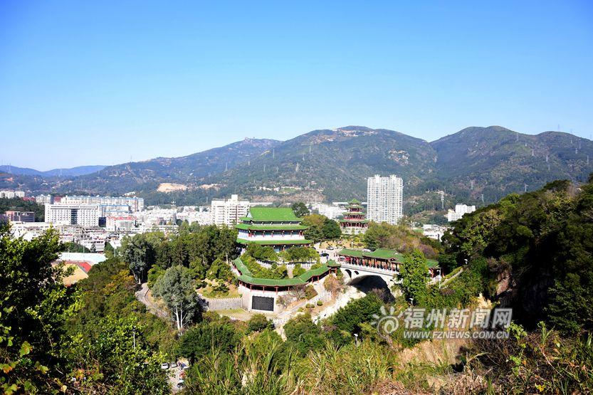 长乐区南山生态公园:山野情趣,天然氧吧