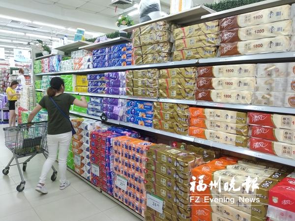 部分成品纸月初至今涨价30% 榕生活用纸暂未涨价